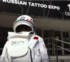 Клиника DELETE на Russian Tattoo Expo 2018